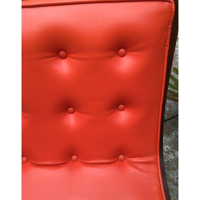 "Image of Mid Century Modern ""Scoop"" Chair"