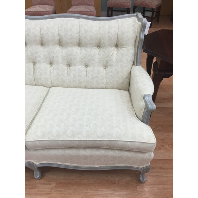 Vintage French Provincial Sofa - Image 5 of 11
