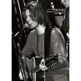 Original David Bowie Photograph