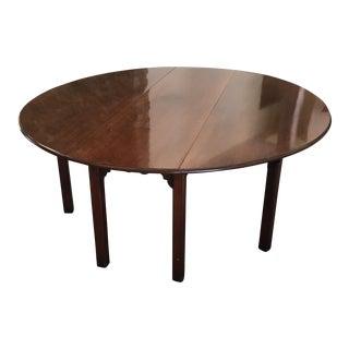 19th Century Mahogany Dining Table