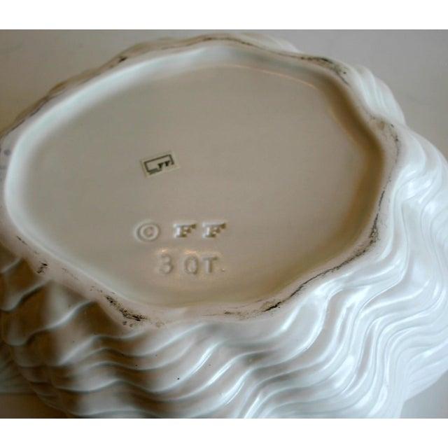 Image of Fitz and Floyd Seashell Soup Tureen