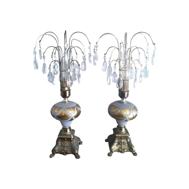 Image of Hollywood Regency Lighting