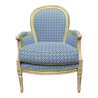 French Bergere Style Chair