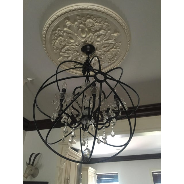 Gyro Crystal Chandelier - Image 4 of 4