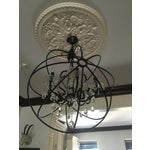 Image of Gyro Crystal Chandelier