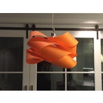 Image of Orange Link Suspension Light