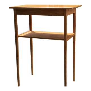 Solid Pine Standing Desk