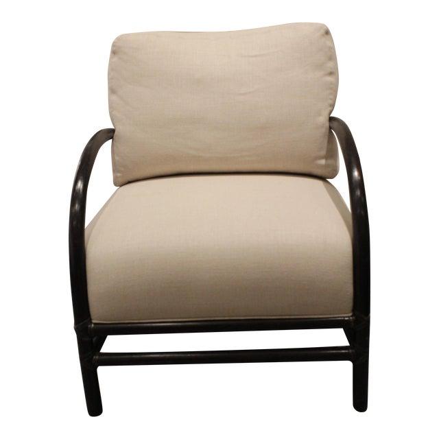 McGuire Orlando Diaz-Azcuy Toscana™ Lounge Chair - Image 1 of 5