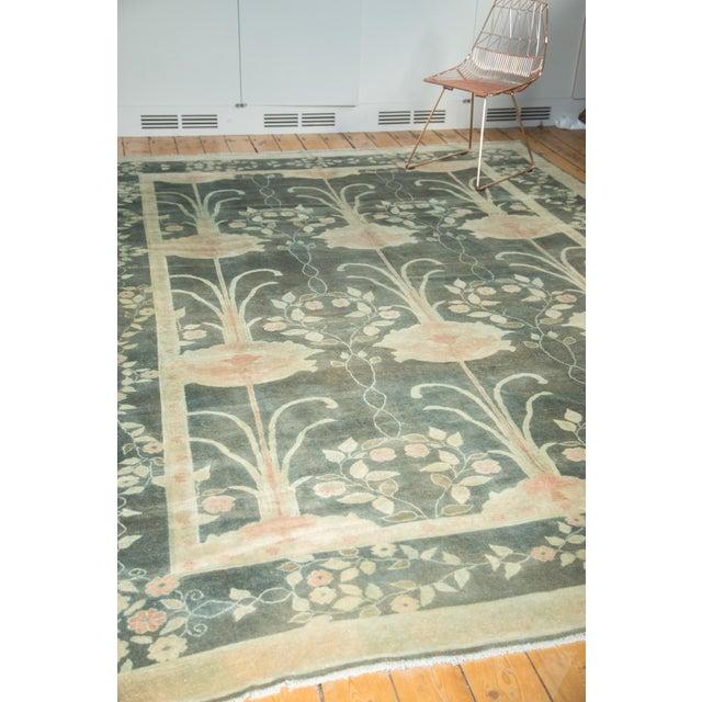 """Image of Vintage Indo Donegal Carpet - 8'8"""" x 11'9"""""""