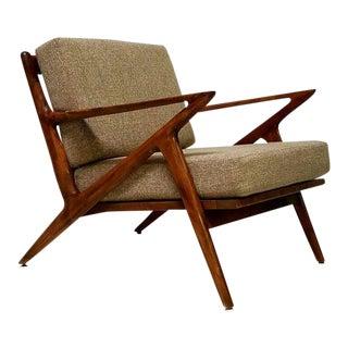 Mid-Century Vintage Z Chair