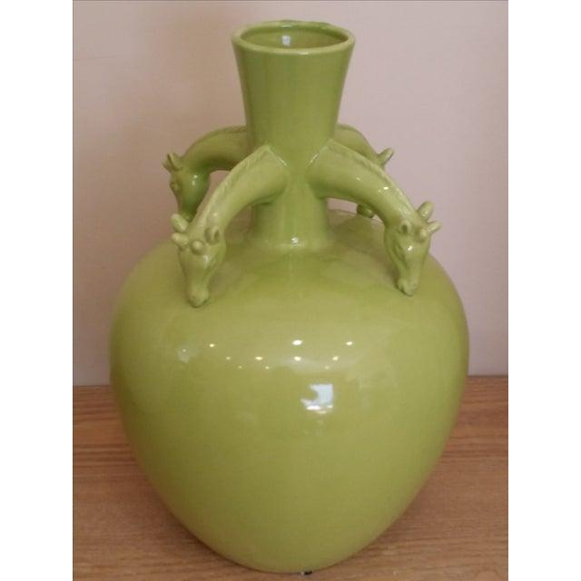 Image of Ceramic Decorative Vase