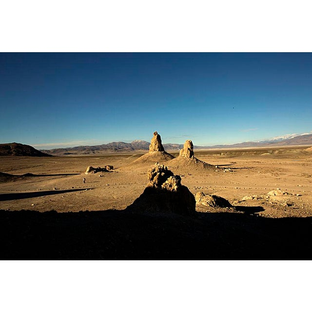 Image of Trona Pinnacles Photograph by Armando Arorizo