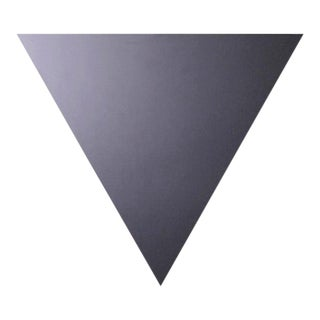 Black Mirror Triangle Wall Tile