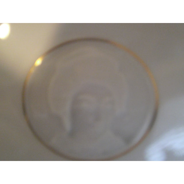 1940's Japanese Lithophane Tea Set - Image 5 of 11