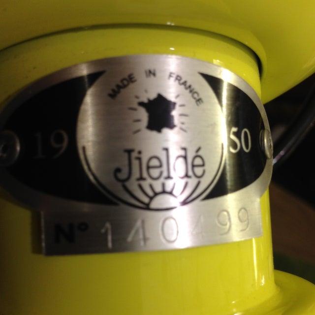 Jielde Yellow Sulfur Loft Desk Lamp - Image 9 of 10