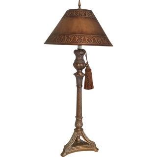 Decorator's Choice Tassel Leviton Lamp