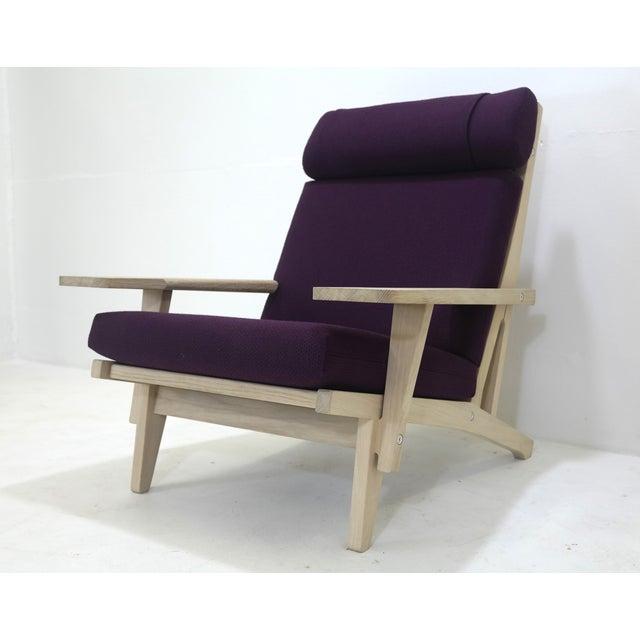 Hans Wegner Mid-Century Modern Chair GE-375 - Image 2 of 11