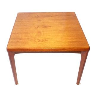 Henning Kjaernulf Teak Coffee/Side Table