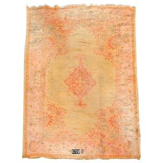 Oushak Woven Carpet