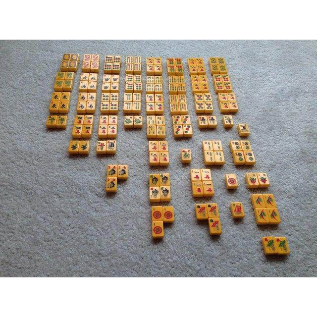 Vintage 1950s Royal Mahjong Game Set - Image 6 of 11