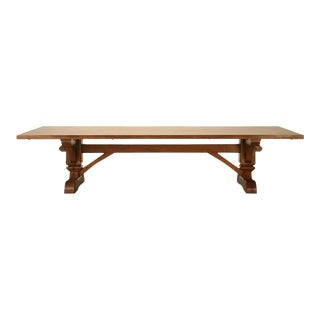 French Louis XIV Authentic Reproduction Dining Table