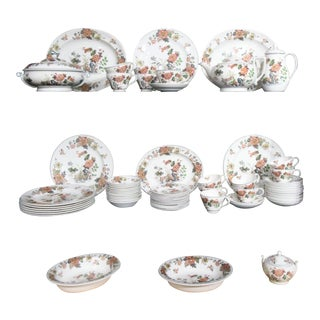 Wedgewood Dinner Set - 69 Pieces