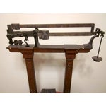 Image of Antique Industrial Brass Scale Steampunk Decor