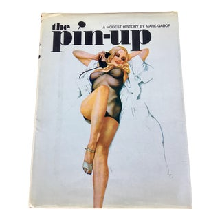 Vintage Pin-Up History Coffee Table Book
