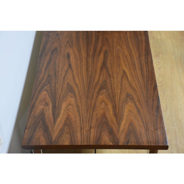 Paul McCobb for Calvin Walnut Coffee Table - Image 5 of 8