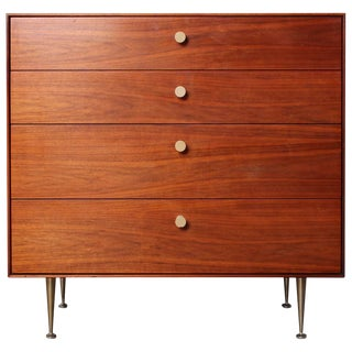 Teak Thin Edge Dresser by George Nelson