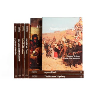 Empires: Their Rise & Fall - Set of 8