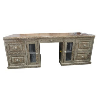Custom Shabby Chic Desk