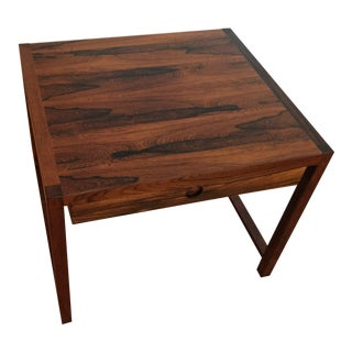 Brode Blindheim Rosewood End Table