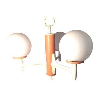Atomic Age Chandelier Light Fixture