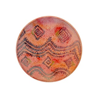 Maya Tribal Hand Coiled Central American Pottery