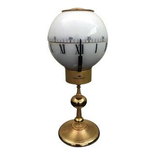 1960's Movado Tempus Fugit Clock