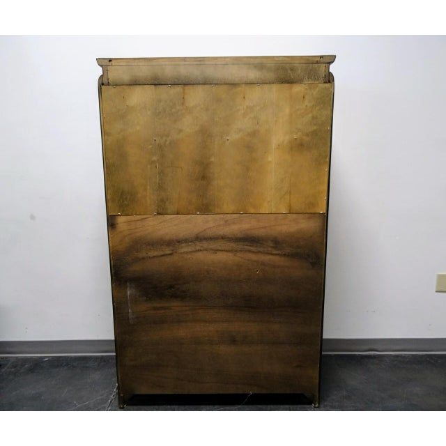 Century Furniture Co. Chin Hua Asian Style Armoire/Gentleman's Chest - Image 5 of 11