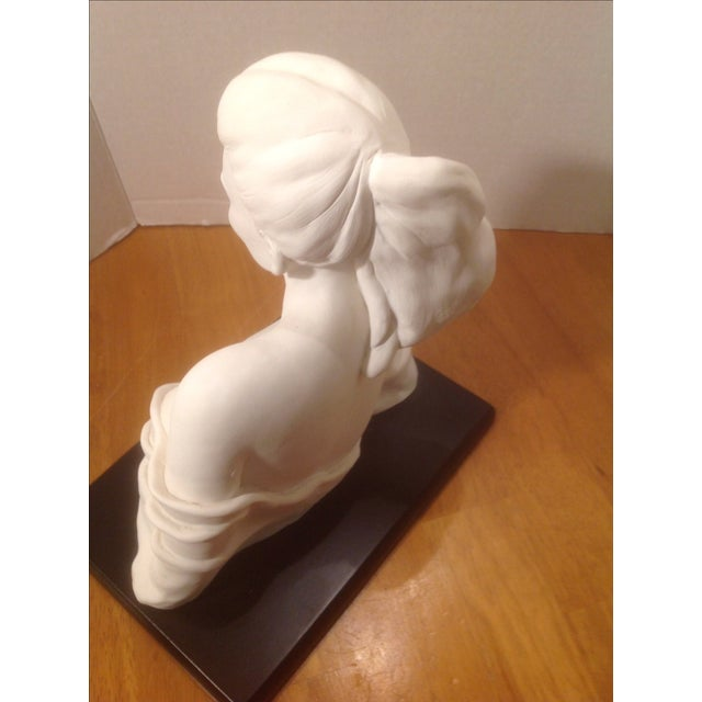 Italian Woman Bust Sculpture by Emilio Cassarotto - Image 5 of 10