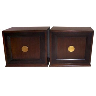 Pair of Mont Style Cabinets