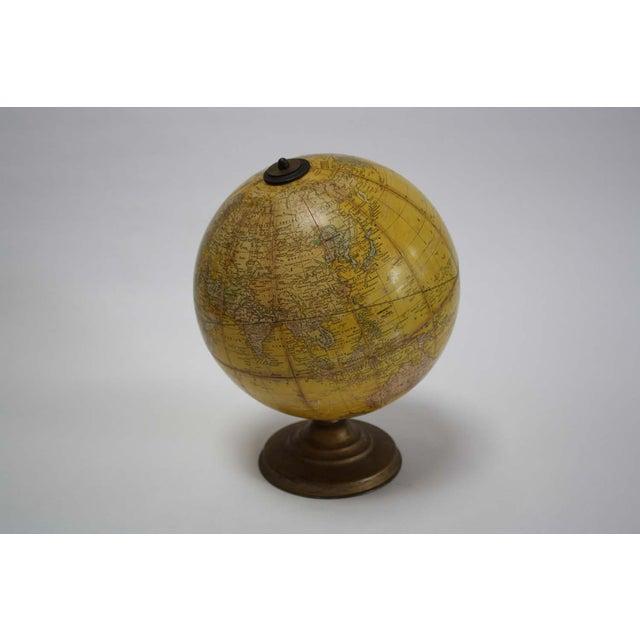 1930s Cram's Universal Terrestrial Globe - Image 2 of 7