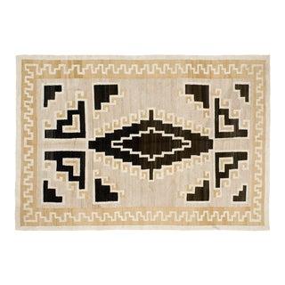 "Traditional Navajo Style Rug - 5'4"" x 7'10"""