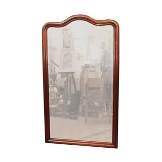 19th C. French Overmantel Mirror