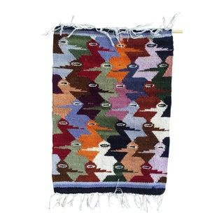 Southwestern Bird Textile Wall Hanging