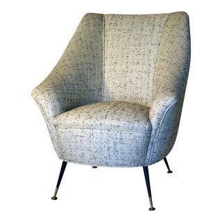 Italian Mid-Century Modern Chair