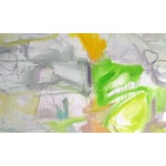 """Image of Abstract """"Magic Potion"""" by Trixie Pitts 48""""x48"""""""