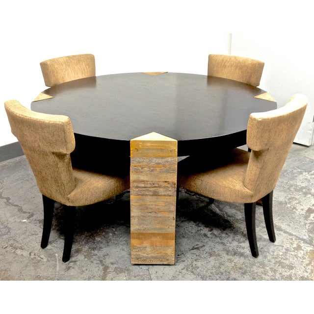 Environment Furniture 62 Dining Table Chairish