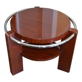 Ralph Lauren Cote d'Azur Starboard End Table