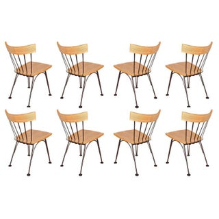 Woodard Dining Chairs - Set of 8