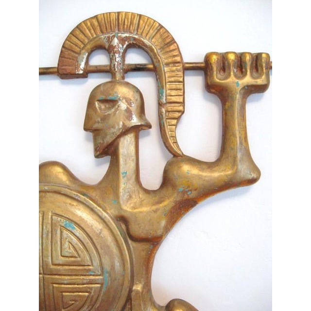 Frederick Weinberg Wall Sculpture - Image 5 of 6