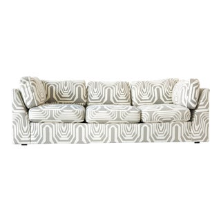 Milo Baughman for Directional Sofa with Original Upholstery